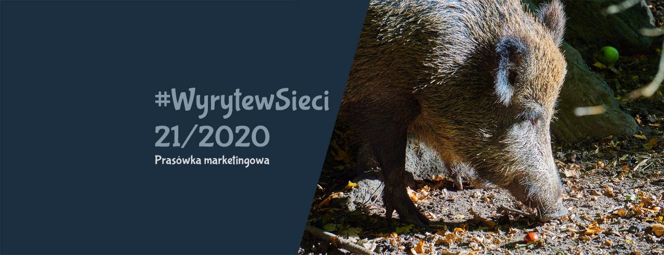 #WyrytewSieci 21/2020 - prasówka marketingowa