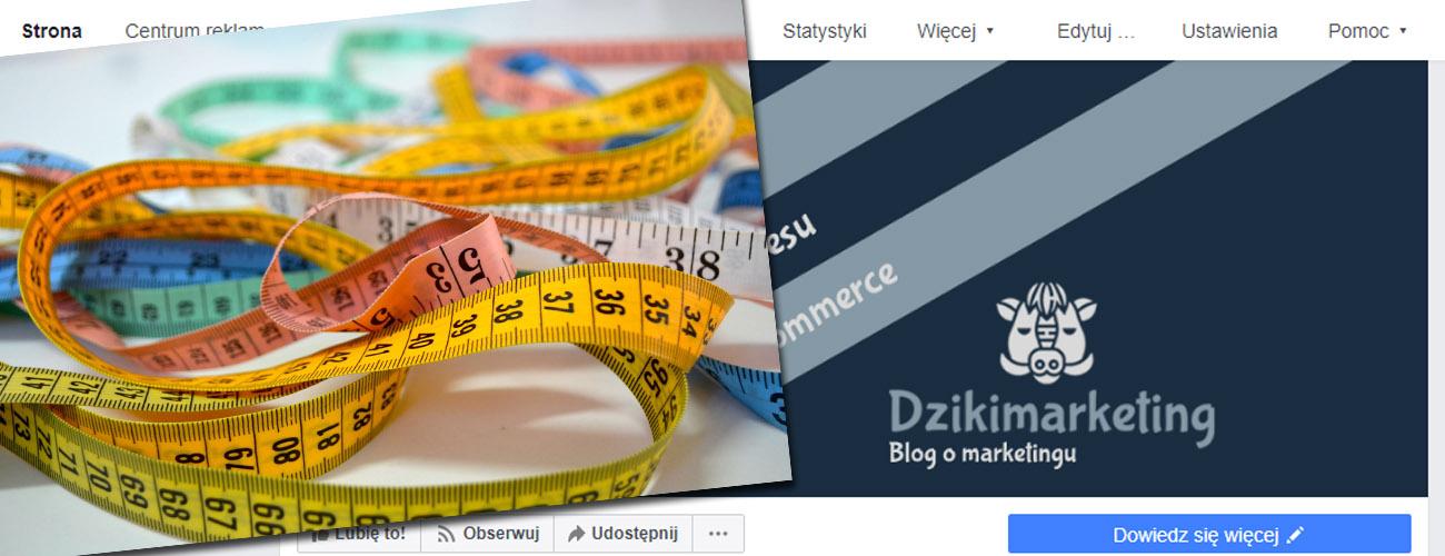 Zdjęcie w tle na FB - wymiary